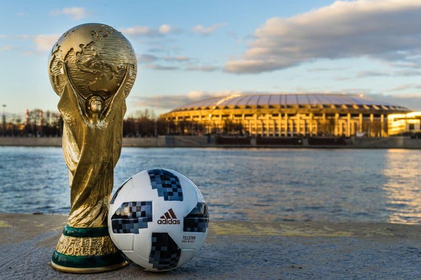 サッカーワールドカップのスポンサー争いについての雑学まとめ