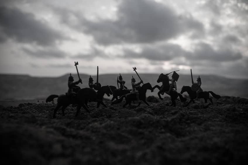 世界最強モンゴル騎馬軍団はポニーに乗っていたという雑学
