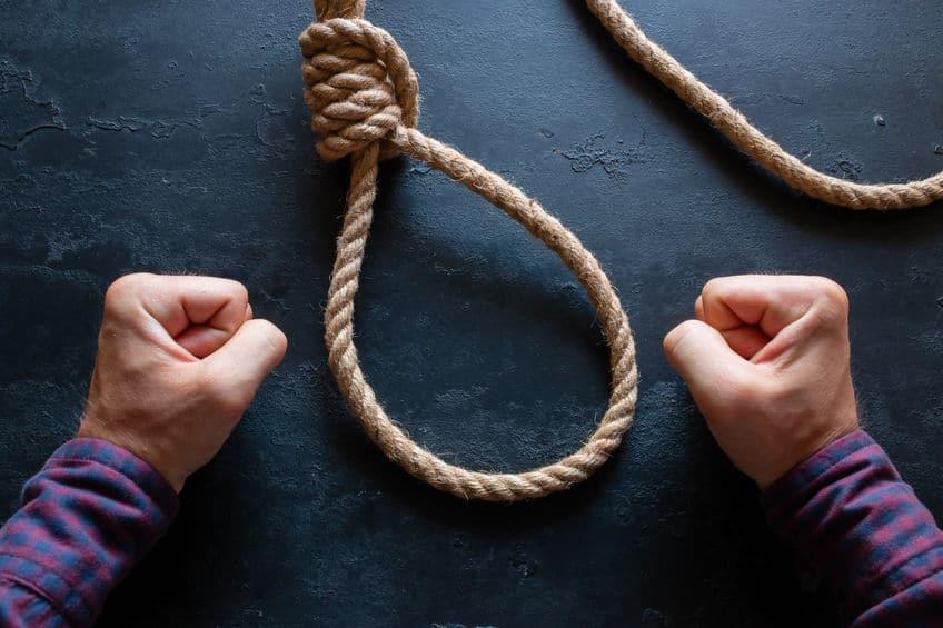 イギリスでは自殺未遂をすると死刑になっていたという雑学まとめ