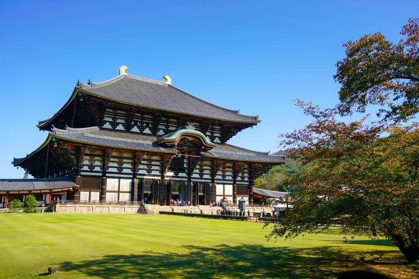 日本初の公害病は東大寺の大仏建立によって引き起こされたという説