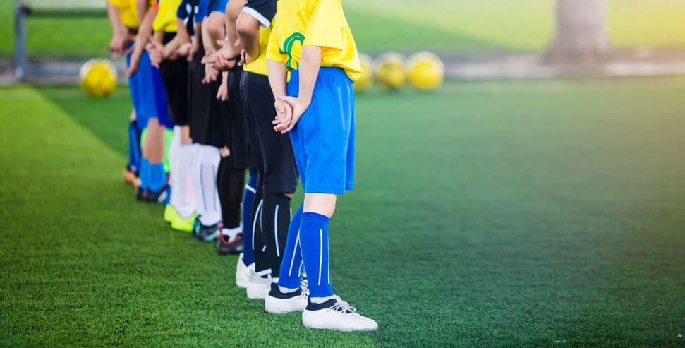 サッカーの試合で子供が任される仕事に関する雑学