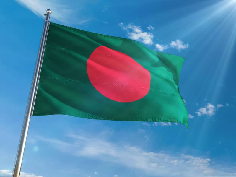 日の丸に似た国旗にまつわる雑学