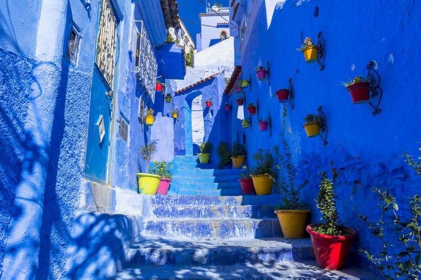 モロッコの青い街「シャウエン」に関する雑学