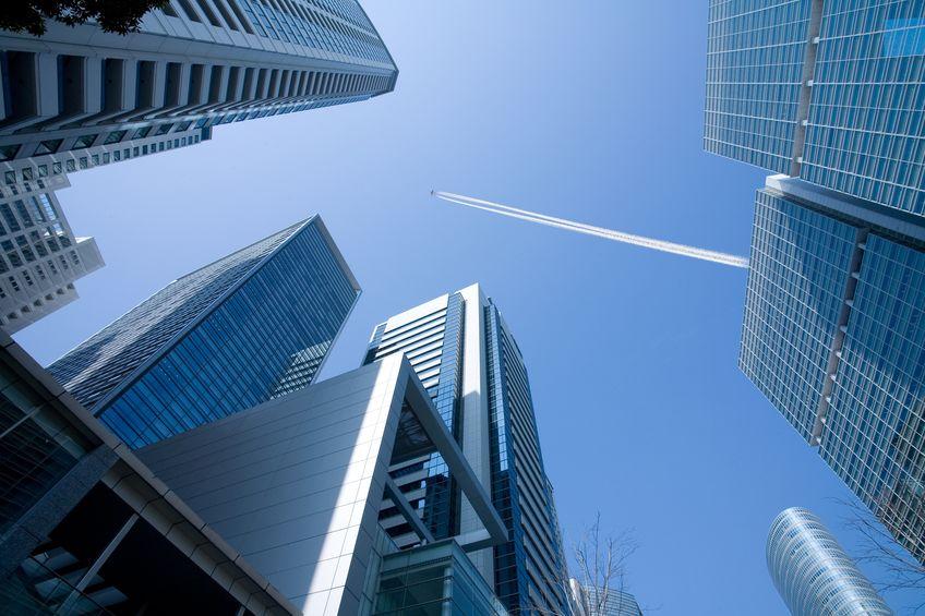ビルの高さ規制がなくなり超高層ビルが建てられたというトリビア