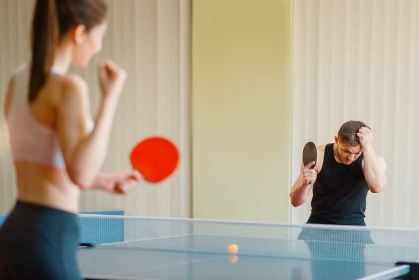 卓球はわざとミスして相手に1点取らせてあげるのが暗黙のルールという雑学