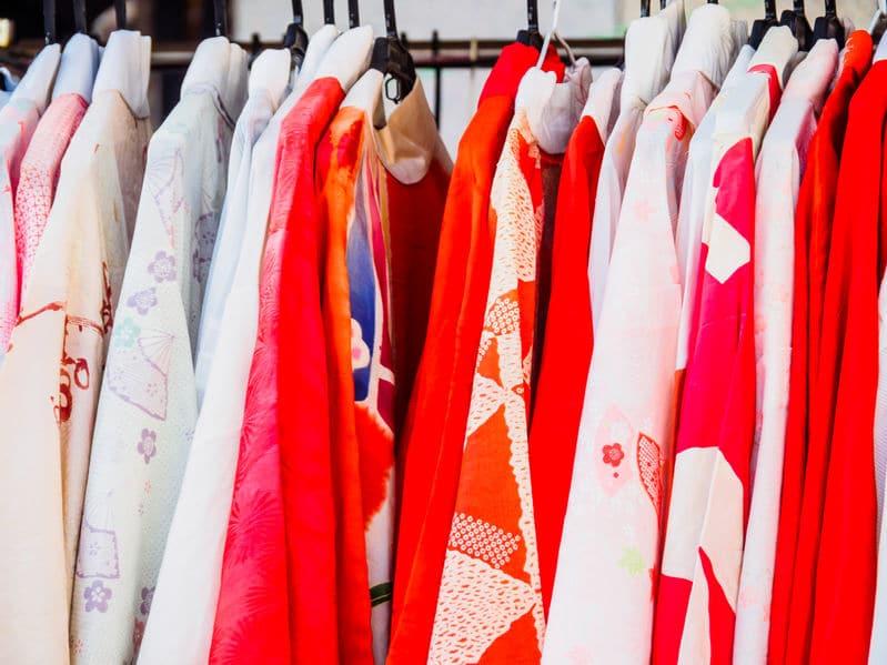 浴衣と着物の生地の違いというトリビア