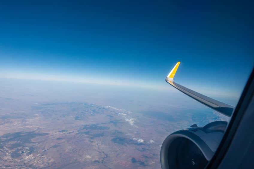 飛行機と空気抵抗の関係についてのトリビア