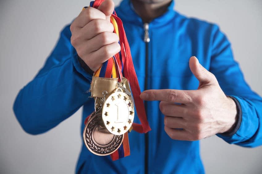 オリンピックの金メダルはほとんど銀でできているという雑学まとめ