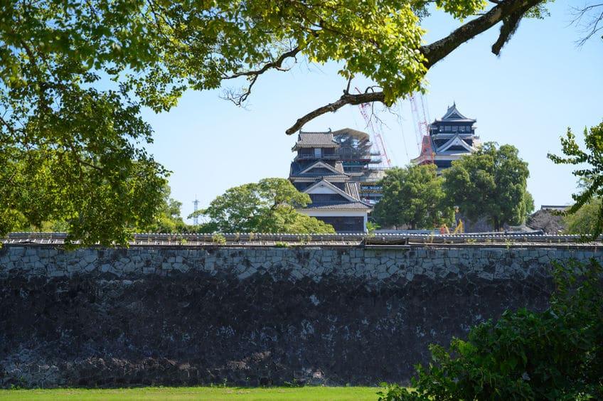 熊本城の堅城ぶりに関する雑学
