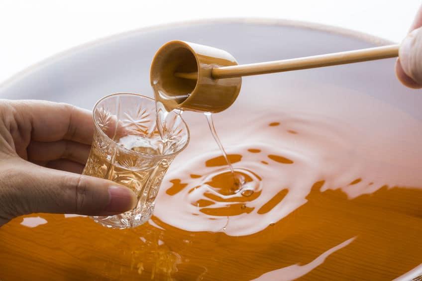 みりんは江戸時代お酒として飲まれていたという雑学