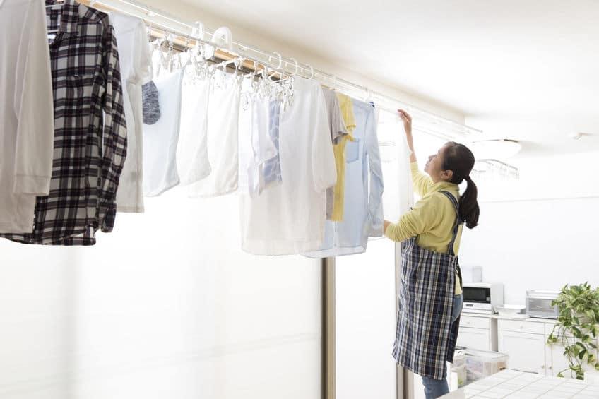 普段の部屋干しでタオルが乾きにいときの雑学
