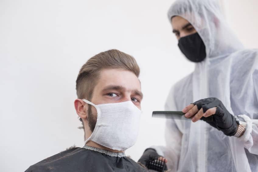 マスクとヒゲの意外な関係についての雑学