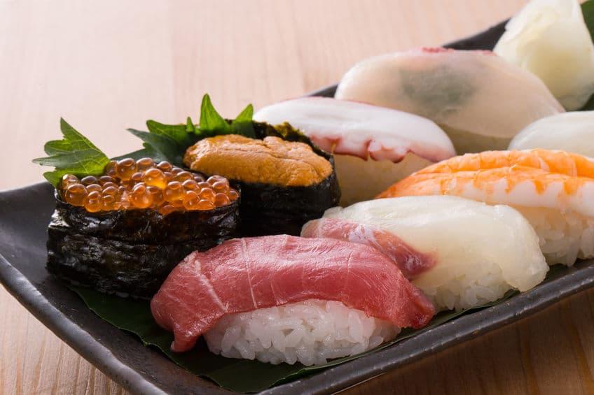 にぎり寿司は江戸時代にうまれたという雑学