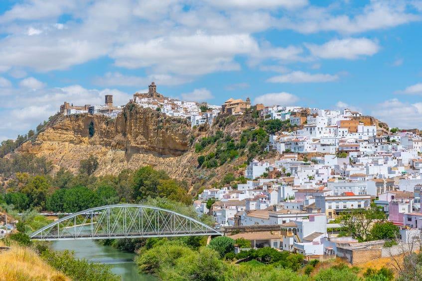 スペインの白い村「アルコス・デ・ラ・フロンテーラ」に関する雑学