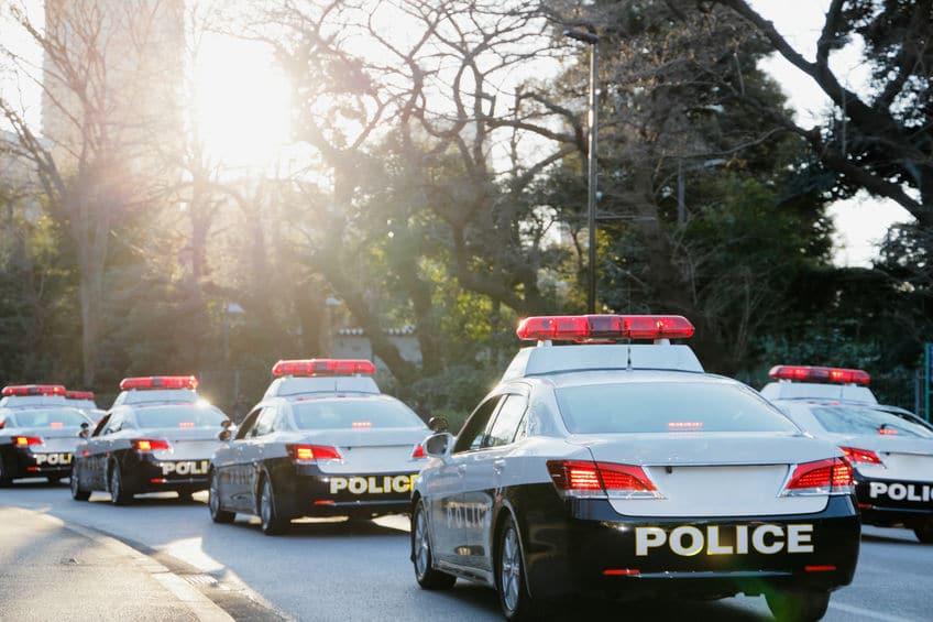 パトカーにもスピード違反がある。実際に免停を食らった例についてのトリビアまとめ