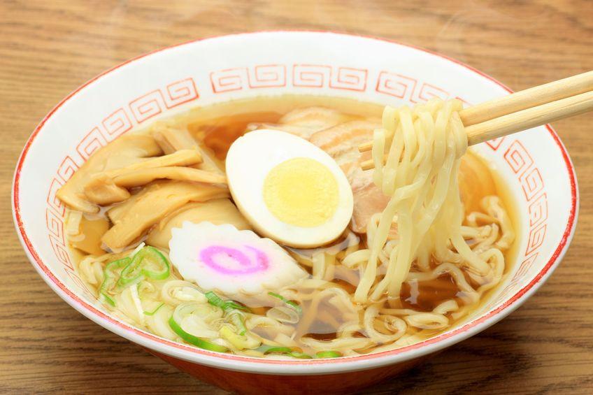 日本で初めてラーメンを食べたのは水戸黄門という雑学