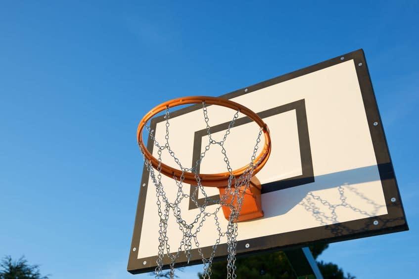 バスケゴールのバックボードに関する雑学