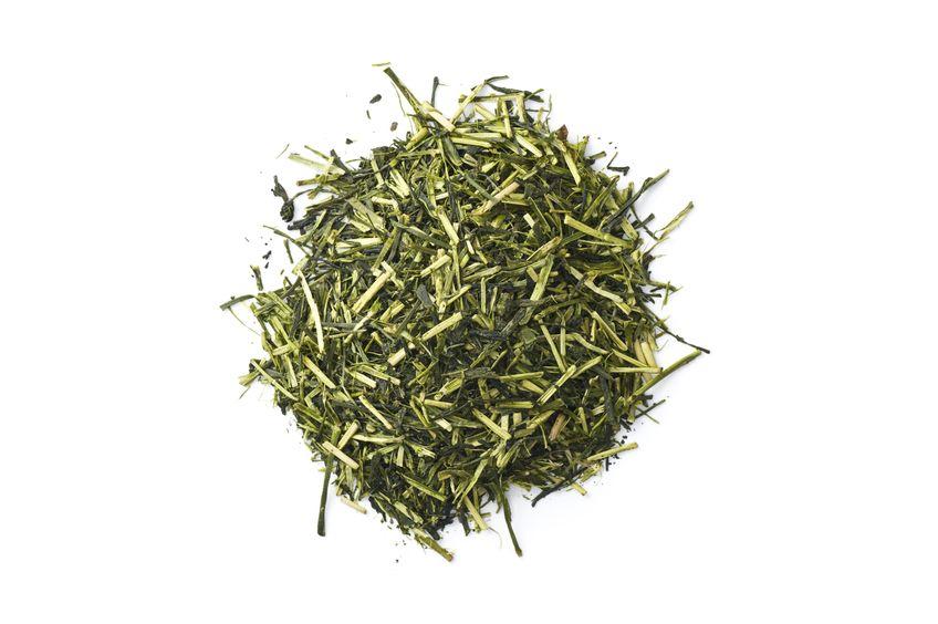 緑茶は飲むより食べるほうが健康にいいという雑学