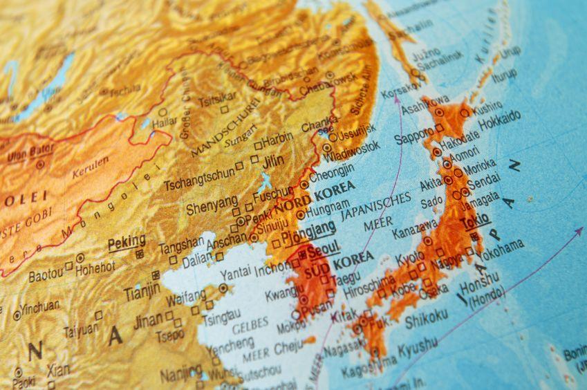 日本の最低・最高気温と観測地点についてのトリビア