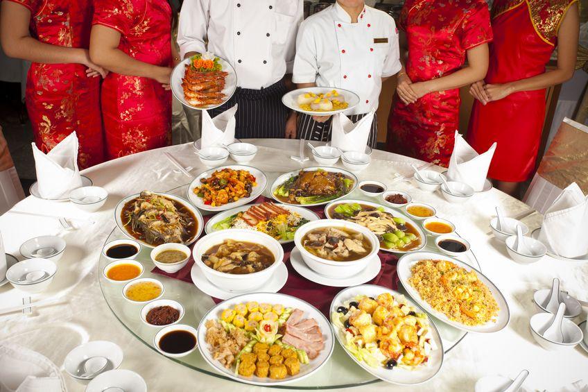 「中華料理の回転テーブル」の雑学まとめ