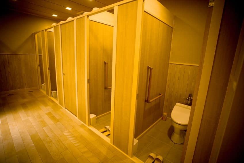 日本の「本屋でトイレ」率は約50%というトリビア