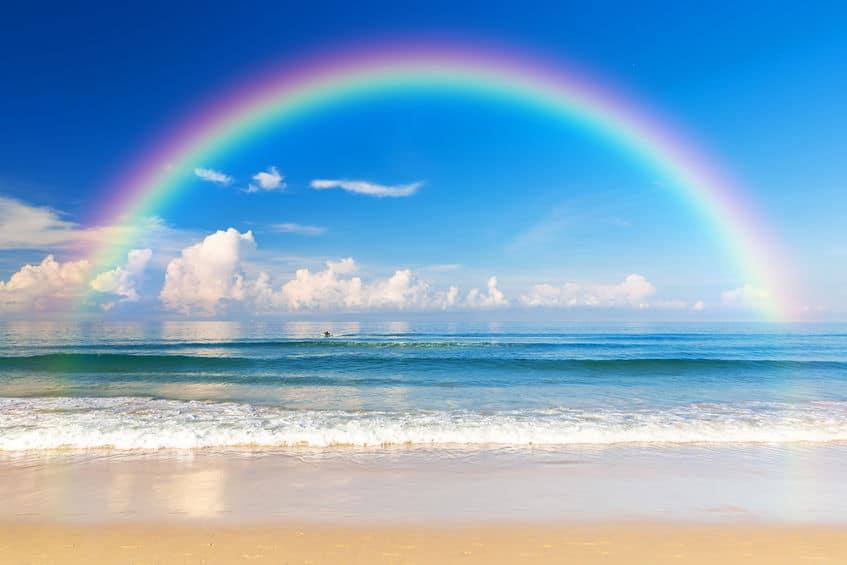 音楽から輸入!虹色=七色と決めたのは有名な物理学者だったというトリビアまとめ