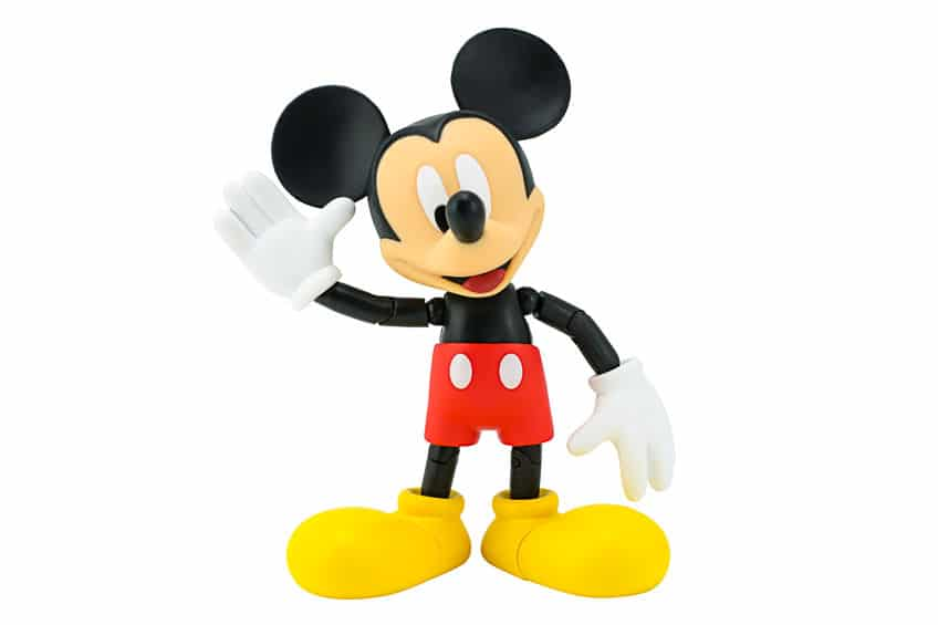 ミッキーマウスの職業は「俳優」という雑学
