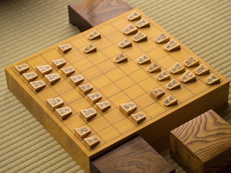 日本の将棋と西洋のチェスは、もともとは同じゲームという雑学