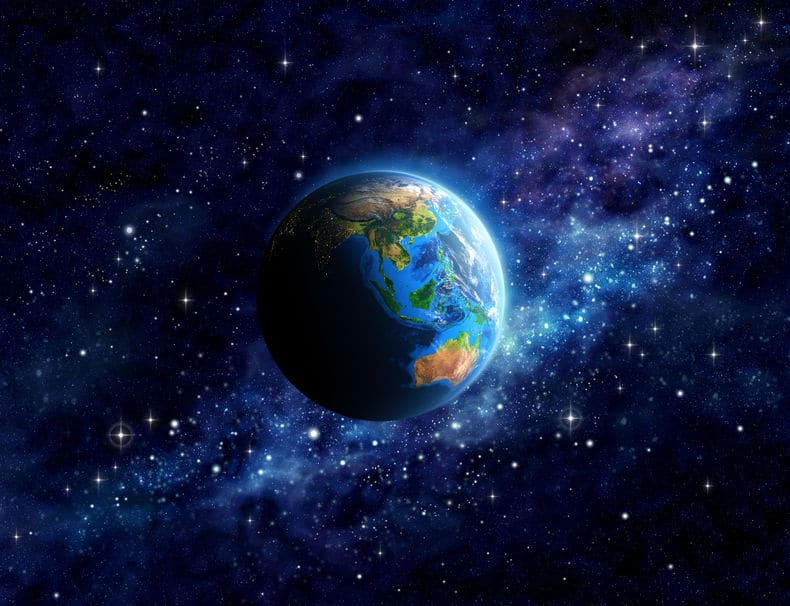 地球の速度は一定ではないというトリビア