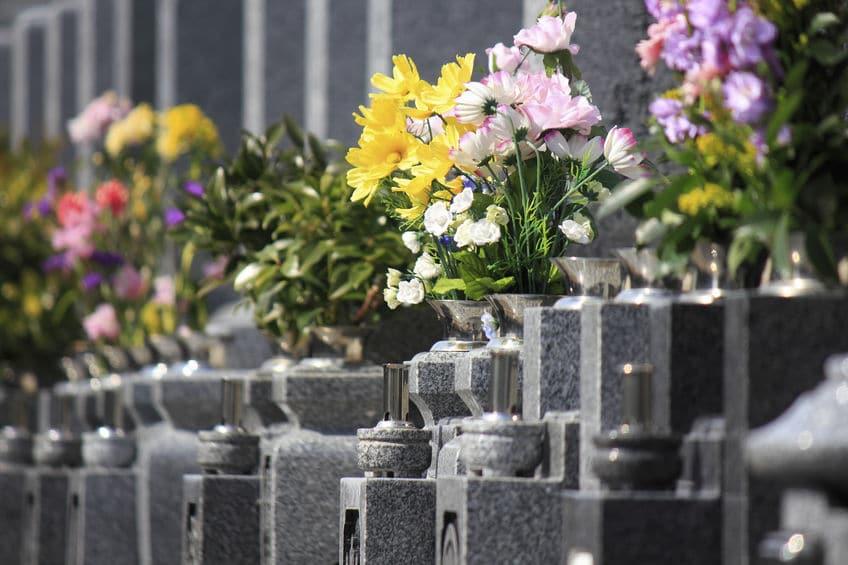 お墓に水をかける理由に関する雑学