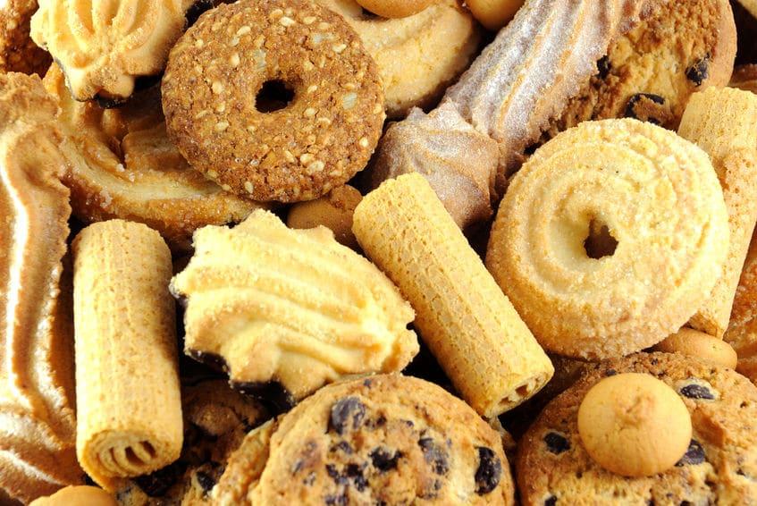 クッキー・サブレ・ビスケットの違いは糖分と脂肪分というトリビア
