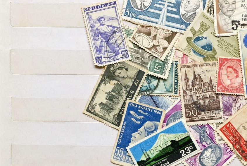 初めて外国の切手になった日本人は、水墨画家の「雪舟」という雑学