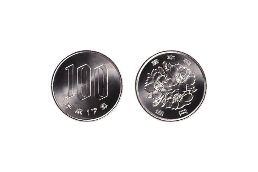 百円玉のデザインに関する雑学
