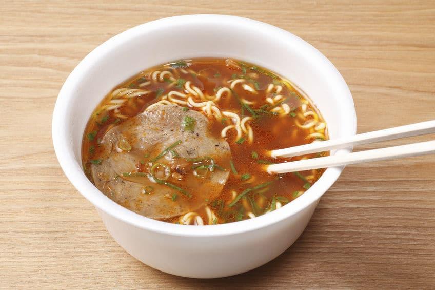 カップ麺に関する雑学まとめ