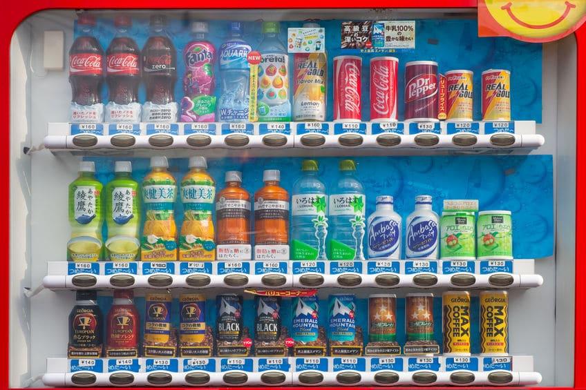 自動販売機は売り切れ状態でも1本は残ってるってホント?【動画】についてのトリビアまとめ