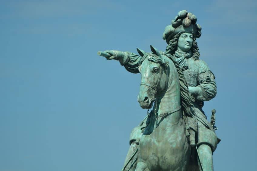 ルイ14世もハイヒールを履いていたという雑学
