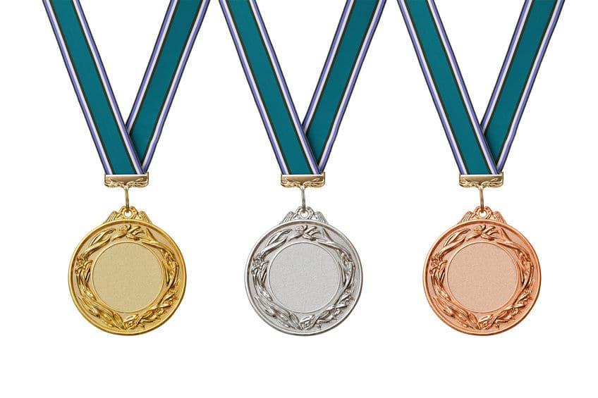 オリンピックのメダルは結構売られているという雑学