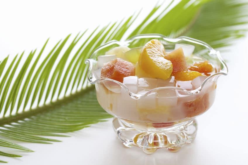 フルーツポンチは日本生まれのデザートというトリビア