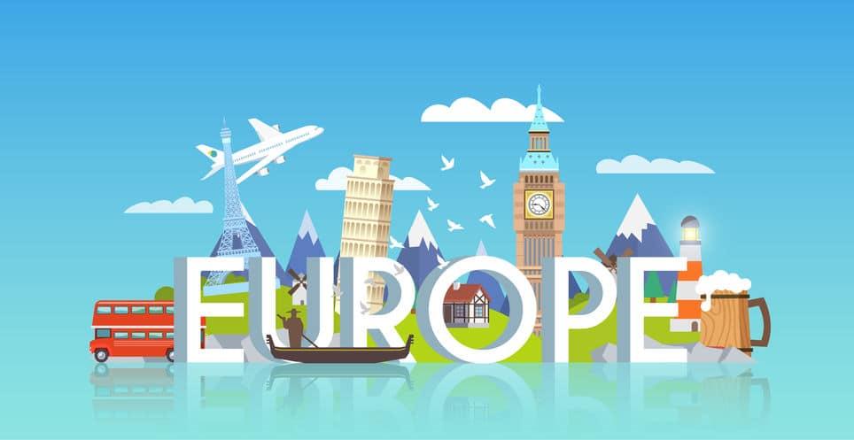 ヨーロッパの雑学まとめ
