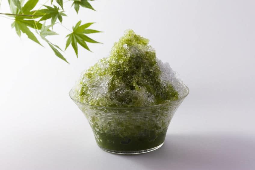 かき氷のシロップはすべてが同じ味というわけではないという雑学