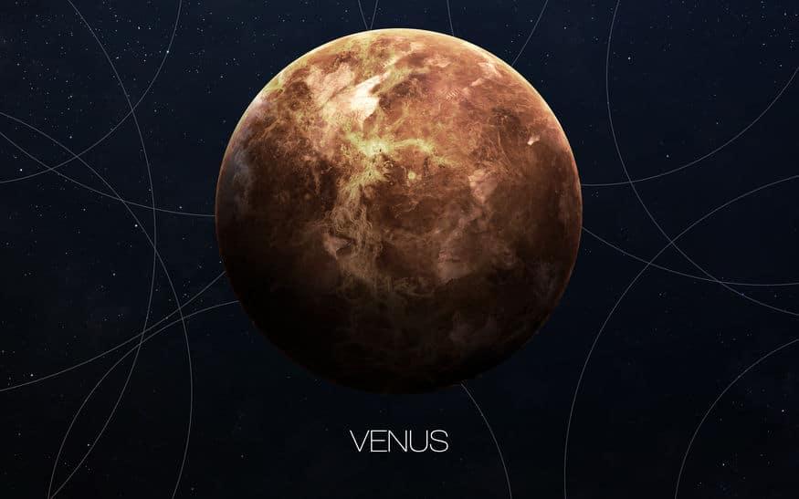 太陽系の惑星の中で自転の方向が他の惑星と違うのは金星と天王星という雑学