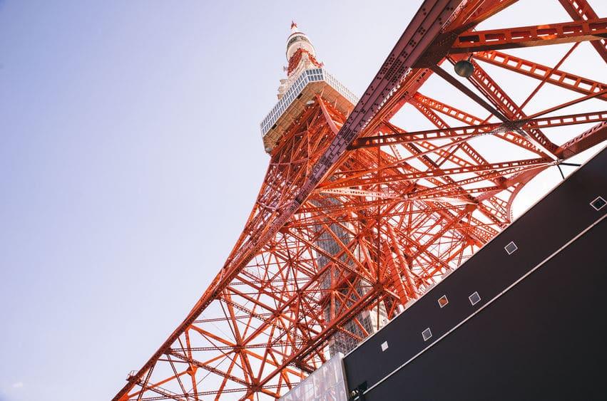 東京タワーの材料の一部に戦車が使われている理由についてのトリビア
