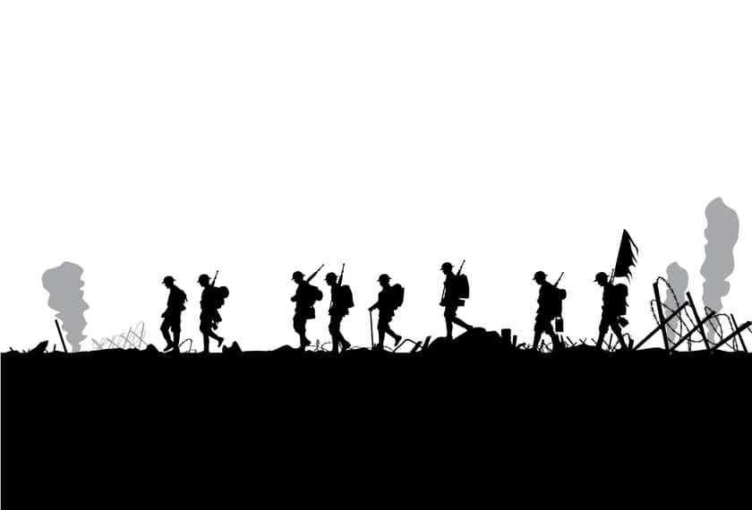 335年が最長じゃない?2000年くらい続いた戦争が存在する!というトリビア