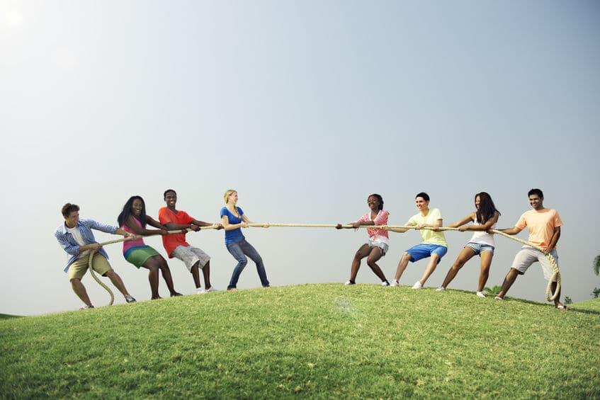 「綱引き」は元々オリンピック陸上競技の種目としてあったという雑学まとめ