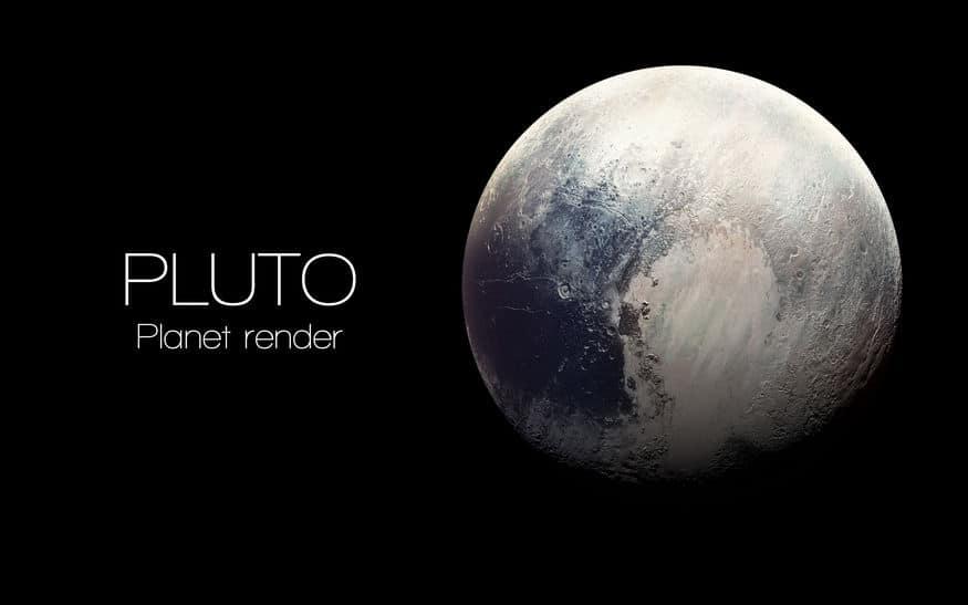 冥王星についての雑学まとめ
