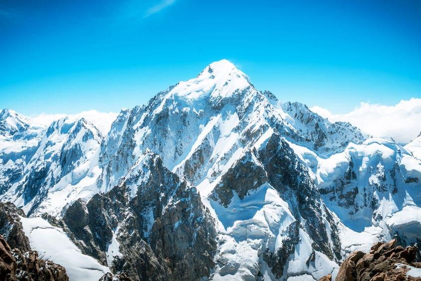 ちょっとエベレストを見てみよう!というトリビア
