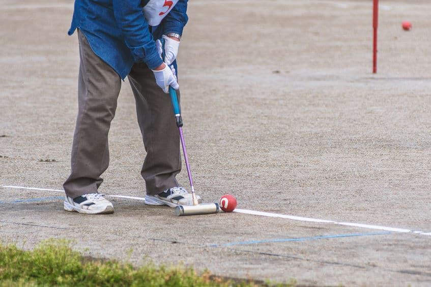 ゲートボールは世界大会も行われているという雑学