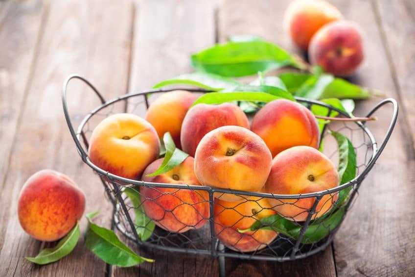 バスケゴールはもともと桃を収穫するカゴだったという雑学