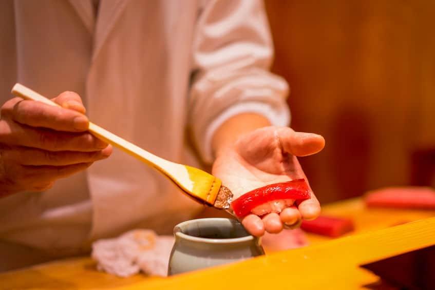 寿司と鮨の違いに関する雑学