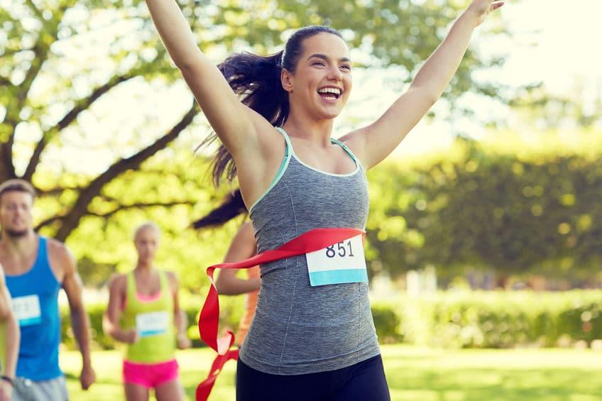 マラソンのタイムが遅い人でも優勝を狙える大会があるというトリビア